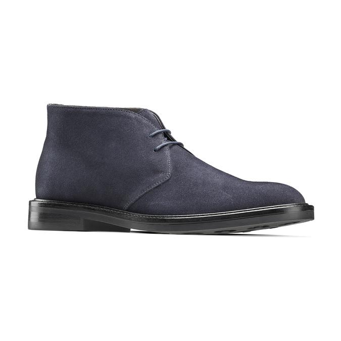 Men's shoes bata, Bleu, 893-9734 - 13