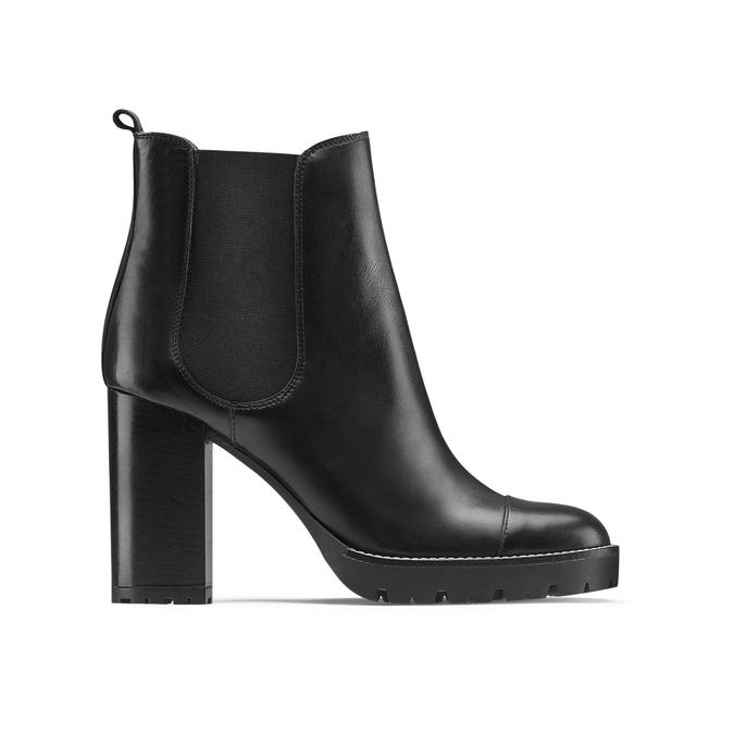 Women's shoes bata, Noir, 794-6165 - 26