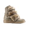 Women's shoes bata, Gris, 593-2442 - 13