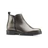 Women's shoes bata, Gris, 594-2583 - 13