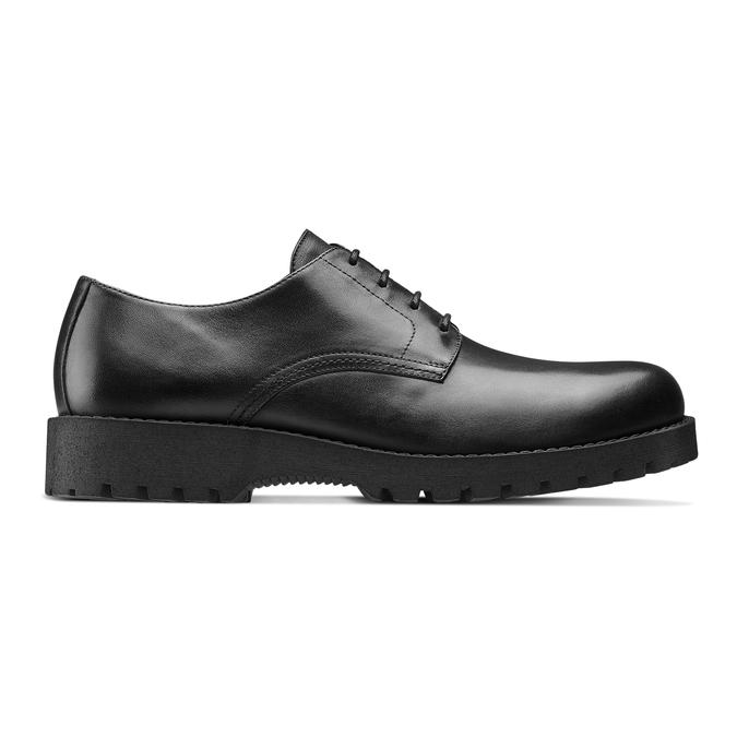 Men's shoes bata, Noir, 824-6136 - 26