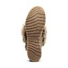 Women's shoes bata, Gris, 593-2442 - 17