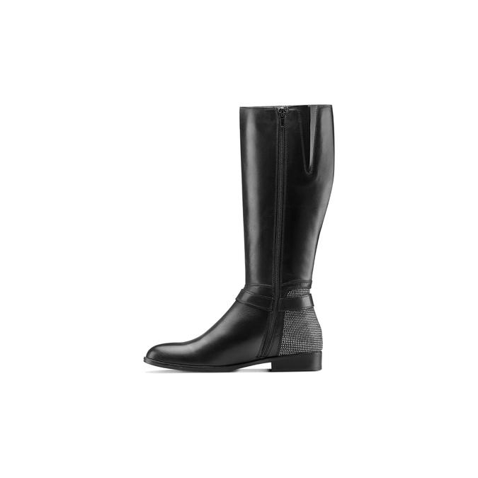 Women's shoes bata, Noir, 594-6301 - 16