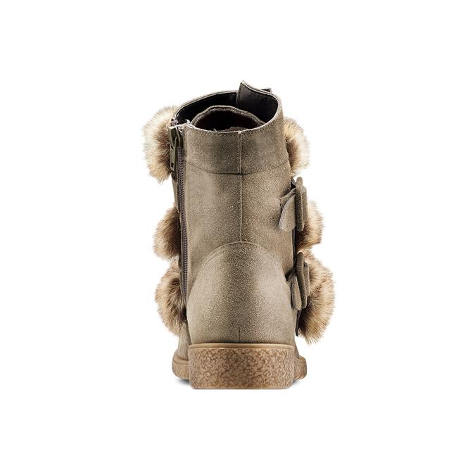 Women's shoes bata, Gris, 593-2442 - 16