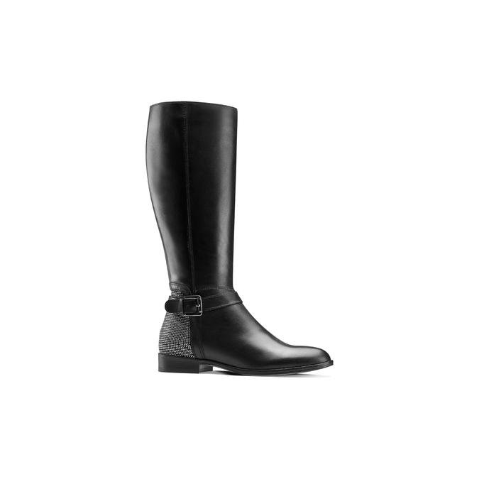 Women's shoes bata, Noir, 594-6301 - 13