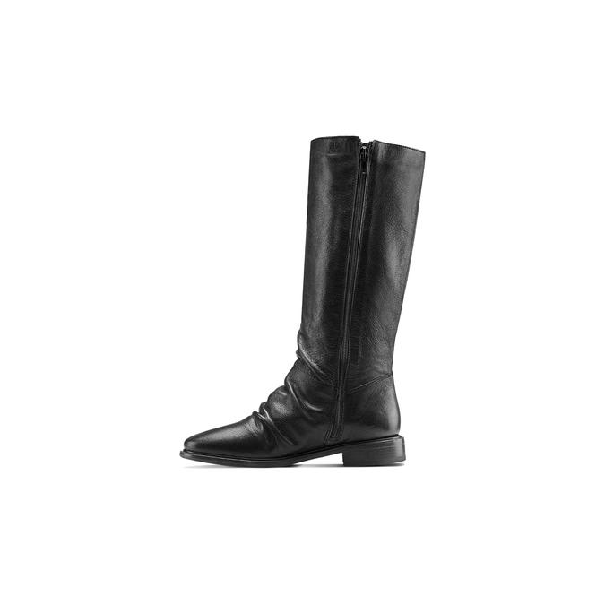 Women's shoes bata, Noir, 594-6355 - 16