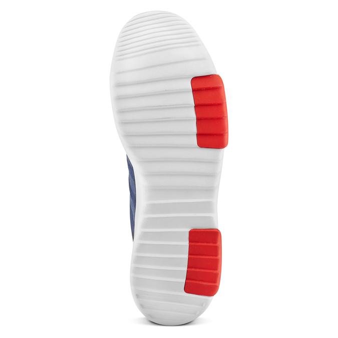 Childrens shoes adidas, Bleu, 803-9202 - 17