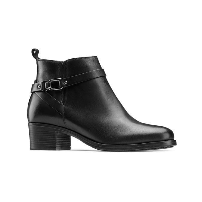 Women's shoes bata, Noir, 694-6214 - 13