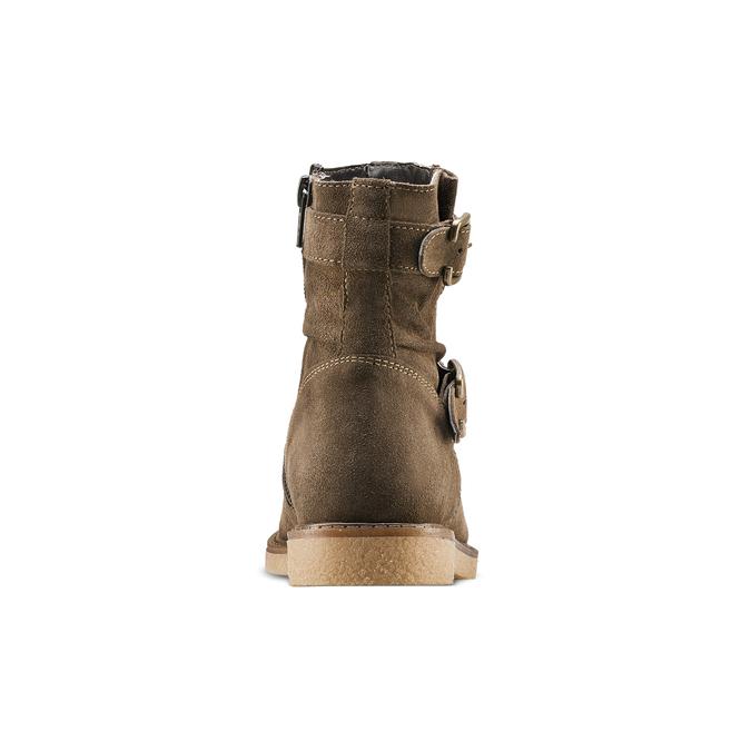 Childrens shoes mini-b, Brun, 393-3426 - 16