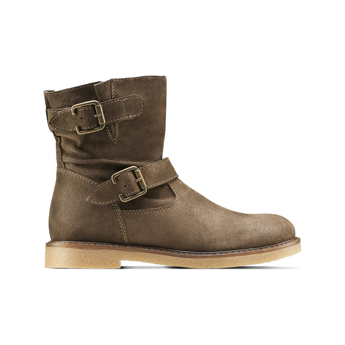 Childrens shoes mini-b, Brun, 393-3426 - 26