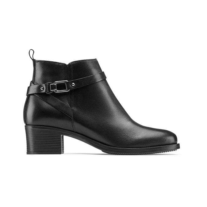 Women's shoes bata, Noir, 694-6214 - 26