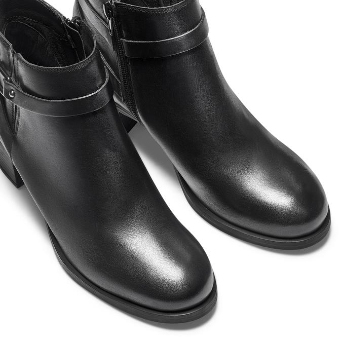 Women's shoes bata, Noir, 694-6214 - 15