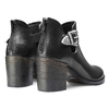 Women's shoes bata, Noir, 794-6189 - 19