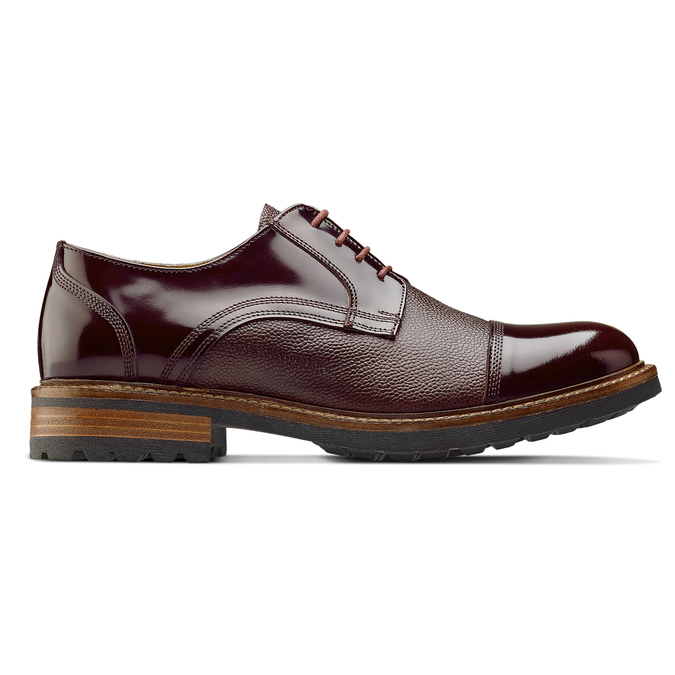 Men's shoes bata-the-shoemaker, Rouge, 824-5187 - 26