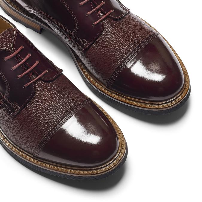 Men's shoes bata-the-shoemaker, Rouge, 824-5187 - 19