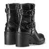 Women's shoes bata, Noir, 791-6680 - 19