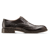 Men's shoes bata-the-shoemaker, Brun, 824-4185 - 26