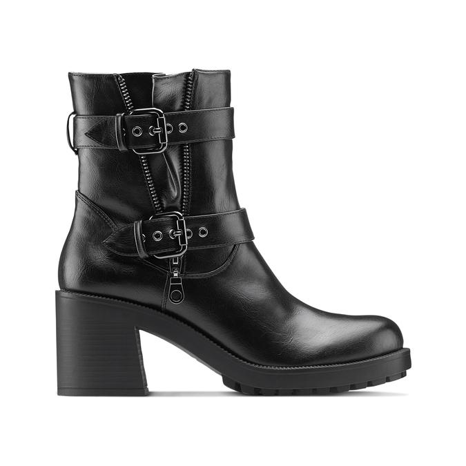 Women's shoes bata, Noir, 791-6680 - 26