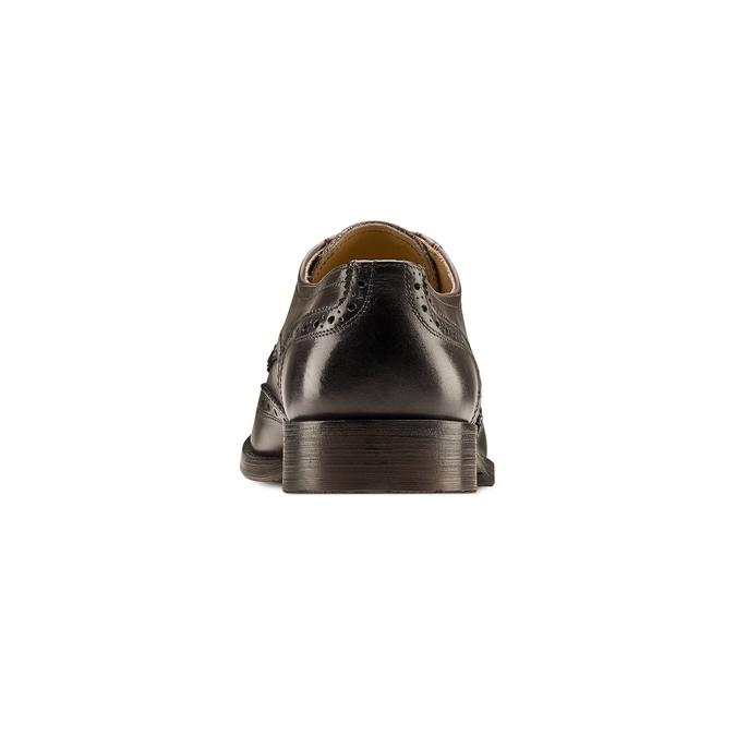 Men's shoes bata-the-shoemaker, Brun, 824-4185 - 16