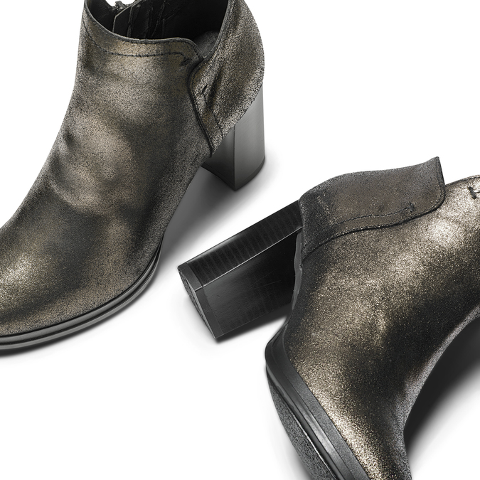Women's shoes bata, Noir, 794-6690 - 19