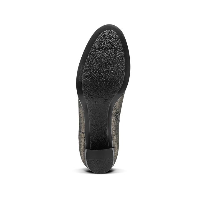 Women's shoes bata, Noir, 794-6690 - 17