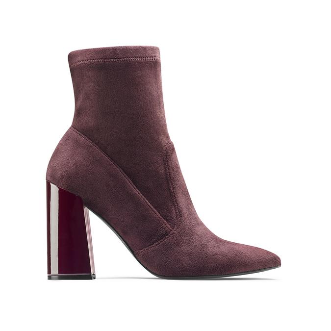 Women's shoes bata, Rouge, 799-5648 - 26
