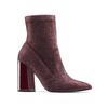 Women's shoes bata, Rouge, 799-5648 - 13