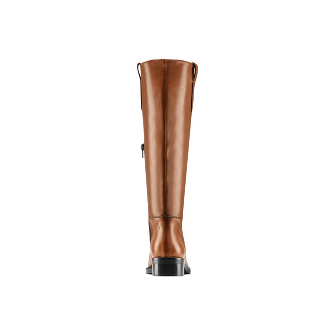 Women's shoes bata, Brun, 594-3325 - 26