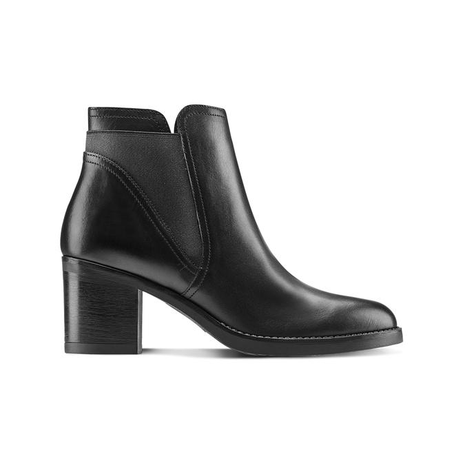 Women's shoes bata, Noir, 794-6228 - 26