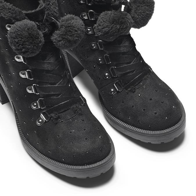 Women's shoes bata, Noir, 799-6118 - 15
