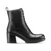 Women's shoes bata, Noir, 794-6706 - 26