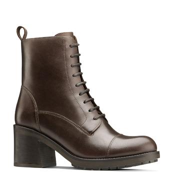 Women's shoes bata, Brun, 794-3706 - 13
