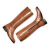 Women's shoes bata, Brun, 594-3325 - 19