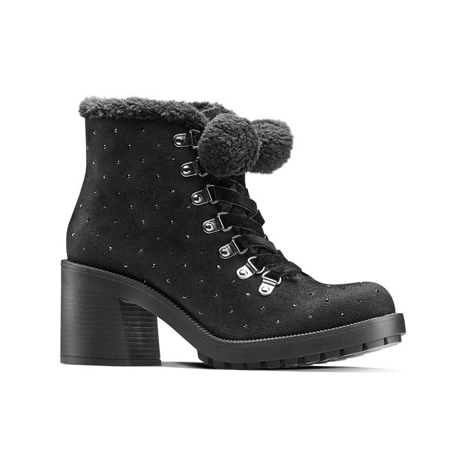 Women's shoes bata, Noir, 799-6118 - 13