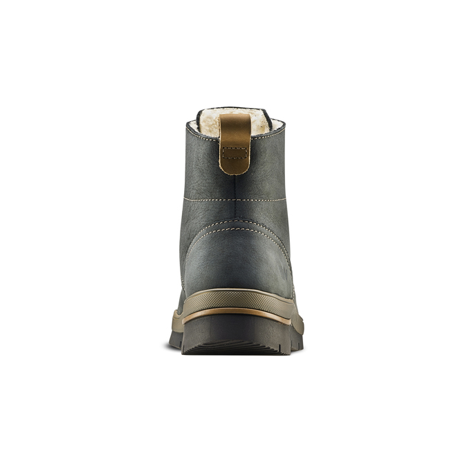Women's shoes weinbrenner, Bleu, 596-9108 - 16