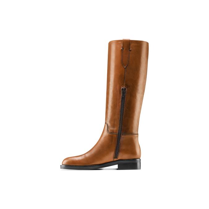 Women's shoes bata, Brun, 594-3325 - 16