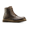 Men's shoes bata, Brun, 894-4117 - 13