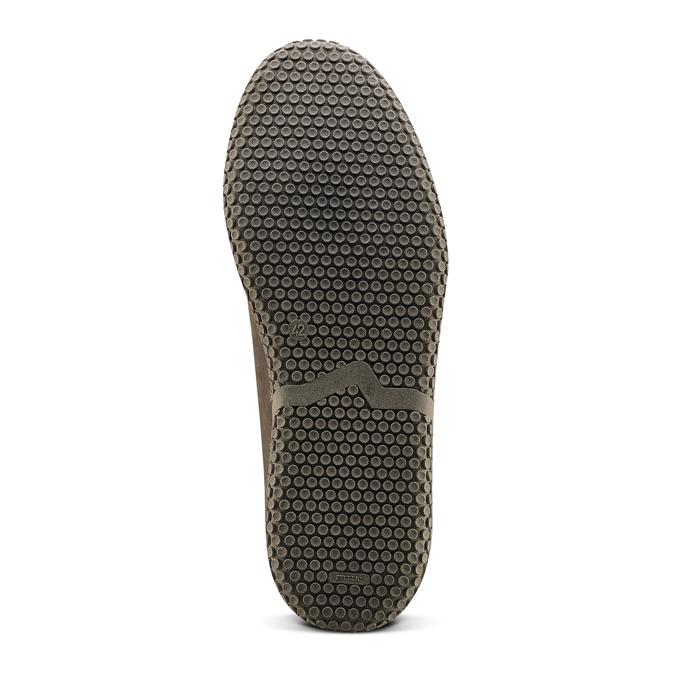 Men's shoes bata, Brun, 844-4116 - 17