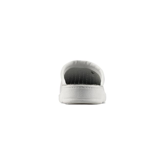 Chaussure d'intérieur pour homme bata, Blanc, 874-1803 - 16