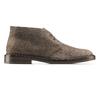 Men's shoes bata, Jaune, 893-8734 - 26