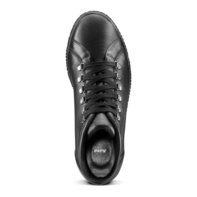 Men's shoes bata, Noir, 844-6116 - 15