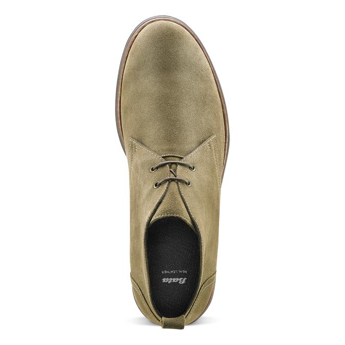 Chaussures Homme bata, Gris, 823-2535 - 15
