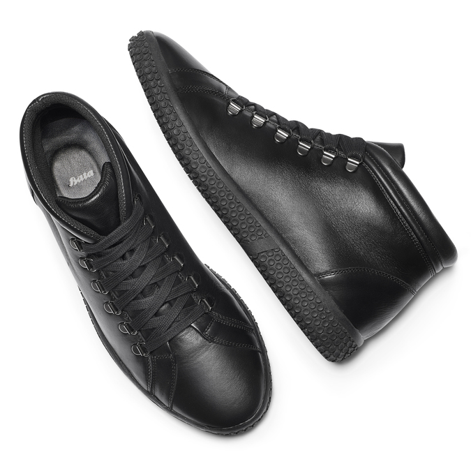 Men's shoes bata, Noir, 844-6116 - 19
