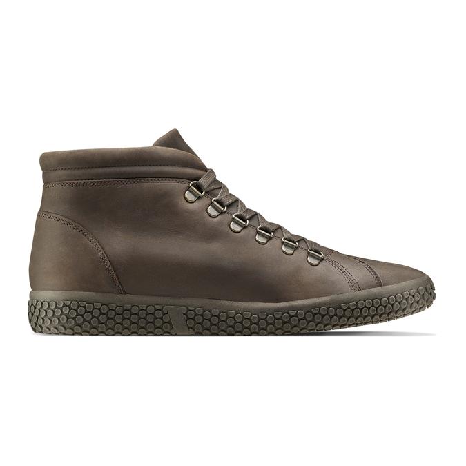 Men's shoes bata, Brun, 844-4116 - 26