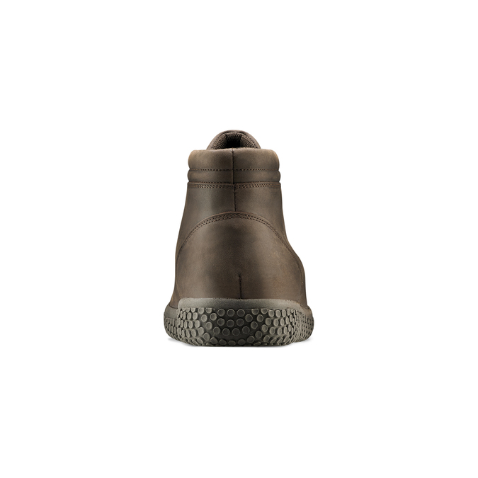 Men's shoes bata, Brun, 844-4116 - 16