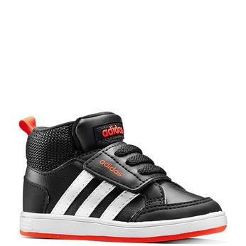 Childrens shoes adidas, Noir, 101-6292 - 13