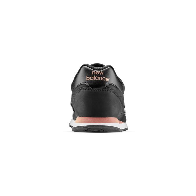 Childrens shoes new-balance, Noir, 501-6500 - 16