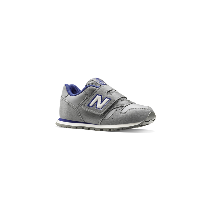 Childrens shoes new-balance, Gris, 101-2473 - 13