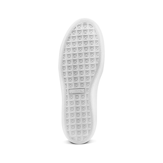 Childrens shoes puma, Blanc, 501-1159 - 17