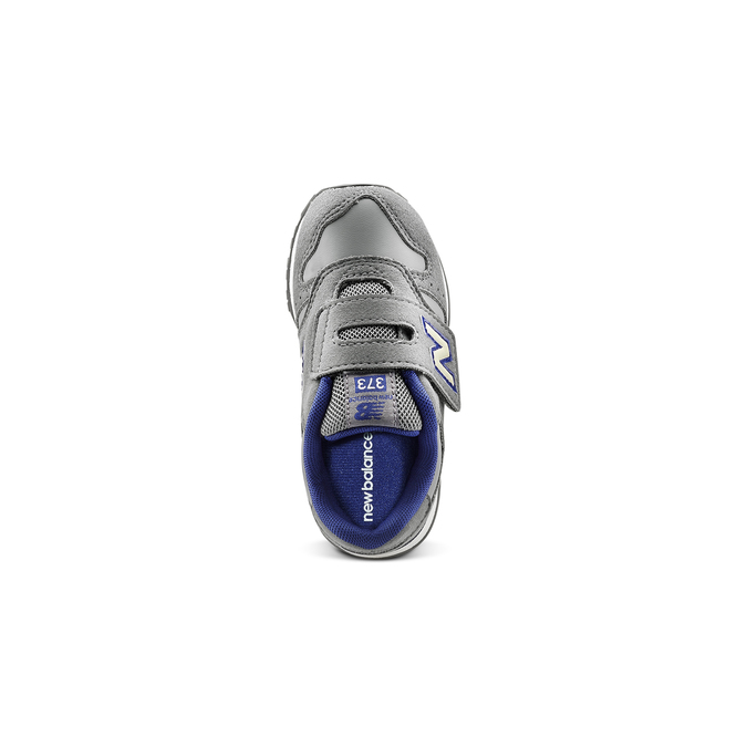 Childrens shoes new-balance, Gris, 101-2473 - 15